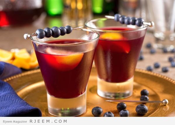 اكثر من 10 فوائد صحية لشراب التوت