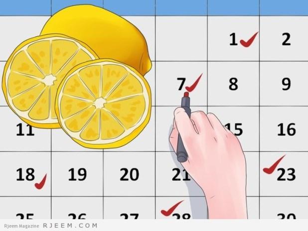 4 وصفات جمالية لنبات الليمون
