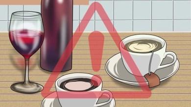 Photo of أطعمة ومشروبات تسبب أصفرار الأسنان