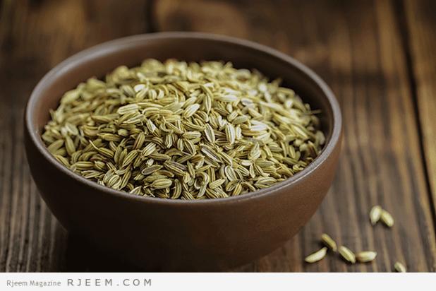 10 فوائد صحية لنبات الشمر