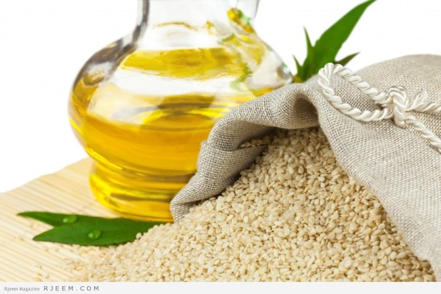 34 فائدة صحية وجمالية لزيت السمسم