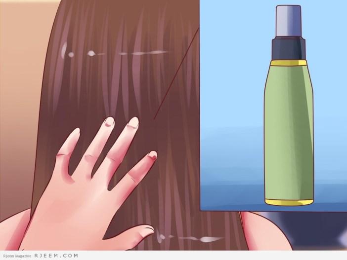 5 وصفات منزلية لعلاج الشعر التالف