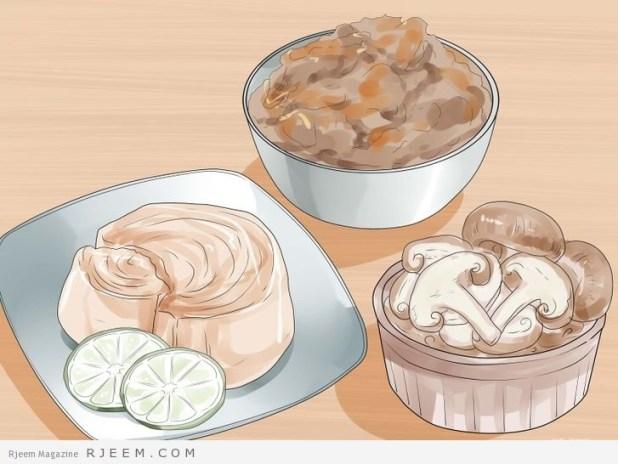 25 نوع غذاء لمحاربة الالتهابات