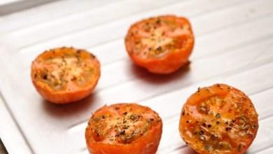 Photo of طريقة عمل الطماطم المجففة