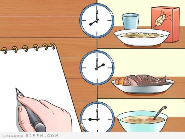 9 وسائل لتقليل الرغبة في الاكل