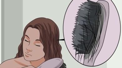 Photo of 6 عادات خاطئة تضر شعرك