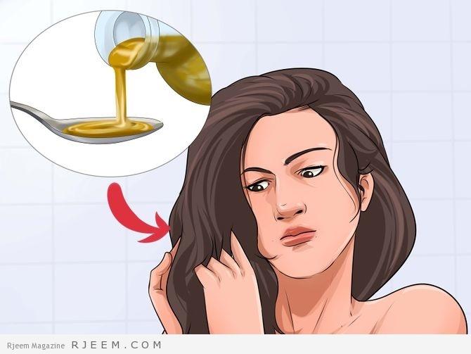6 عادات خاطئة تضر شعرك