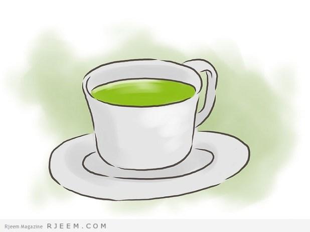 منافع الشاي الاخضر للتخسيس