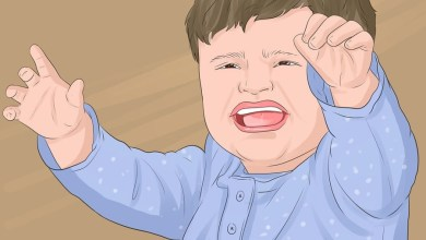 Photo of التعامل مع الطفل كثير البكاء