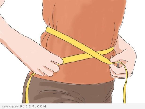 10 طرق لتجنب استرجاع الوزن المفقود