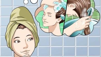 Photo of 8 امور تجعل شعرك يزيد في افراز الدهون
