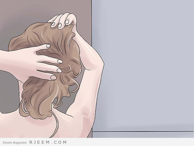 8 امور تجعل شعرك يزيد في افراز الدهون