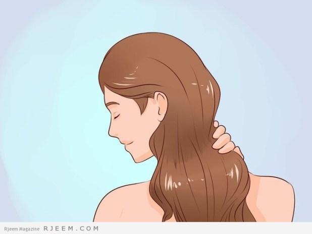 7 خطوات للعناية بالشعر الطويل