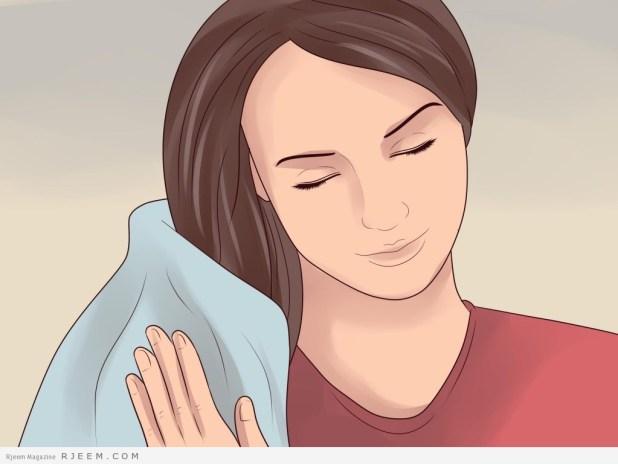 10 وصفات طبيعية لعلاج الشعر الجاف