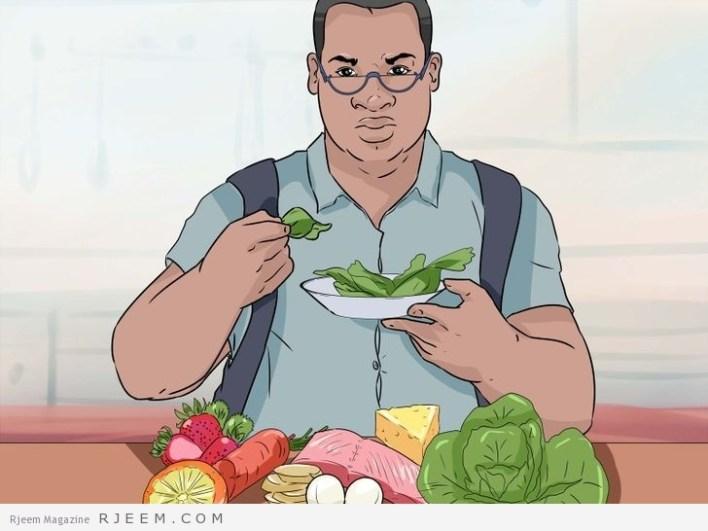 نصائح لخسارة الوزن بسرعه