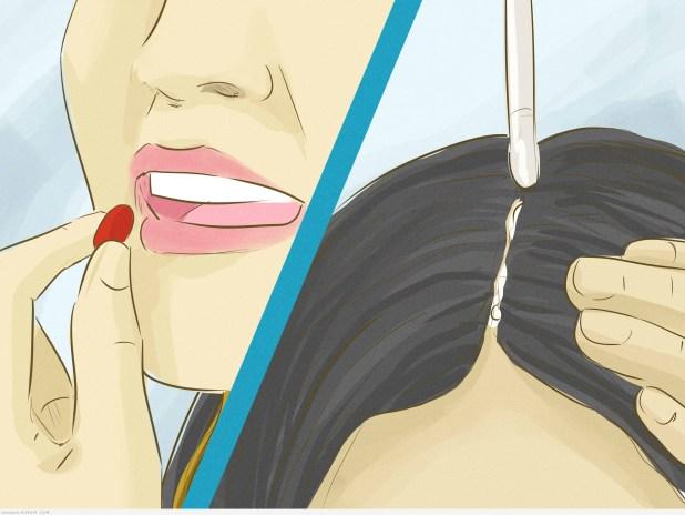 15 وصفة طبيعية لتكثيف الشعر