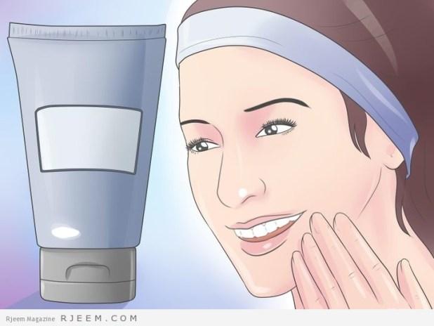 8 خطوات لحماية البشرة الدهنية من الشيخوخة