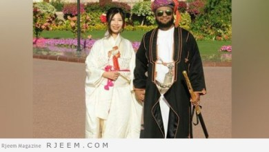 Photo of فيديو: أمير عُماني يتزوج من أميرة يابانية في مسقط