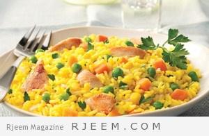 وصفات منوعة من بواقي الأرز للشيف سالي فؤاد