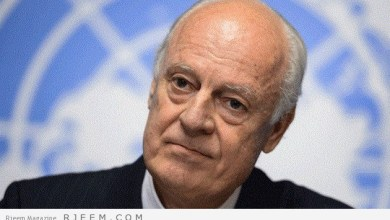 Photo of فيديو: من عاشر القوم 40 يومًا أصبح منهم.. دي مستورا يفتتح جنيف 4 باللكنة السورية