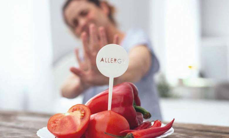 Photo of الحساسية من الطماطم