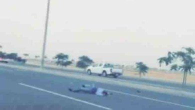 Photo of شاهد: وافد صومالي حاول الهرب من دوريات الأمن فتعرض للدهس في جدة