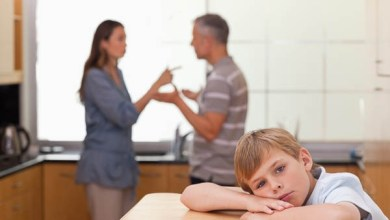 Photo of تأثير التفكك الأسري على الأطفال