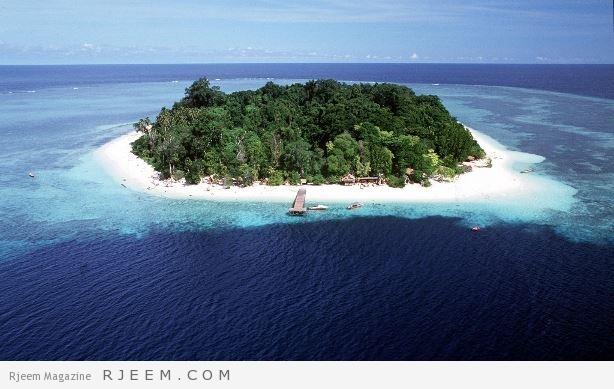 Photo of جزيرة لانج تينغا في ماليزيا