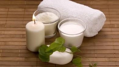 Photo of كيف تستخدمين ملح الحليب للحصول على بشرة فاتحة ونضرة؟