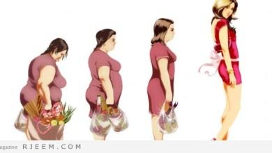 Photo of أسباب عدم نزول الوزن مع الرجيم