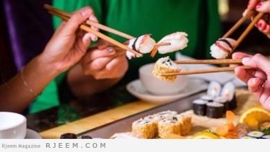 Photo of بعض الديدان الطفيلية قد تختبئ في وجبة السوشي