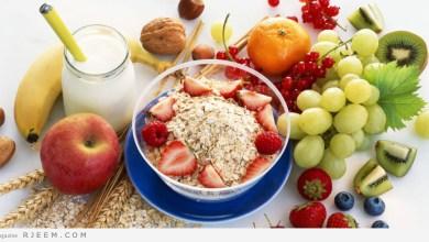 Photo of اغذية باللون الاخضر والأحمر تساعد في التخلص من دهون البطن