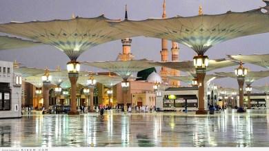 Photo of بالصور .. أمطار المدينة تتصدر «تويتر» في السعودية