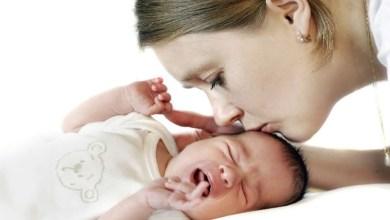 Photo of هل تعرفين أسباب بكاء الرضيع