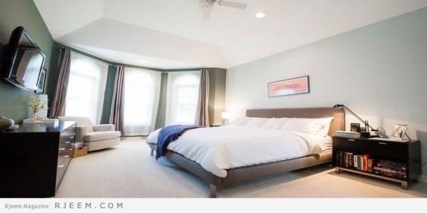 غرف نوم مودرن متنوعة