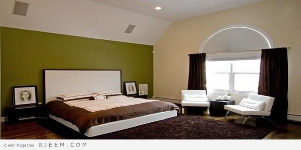 غرف نوم مودرن جميلة