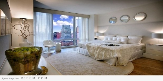 غرف نوم مودرن فاخرة جداً