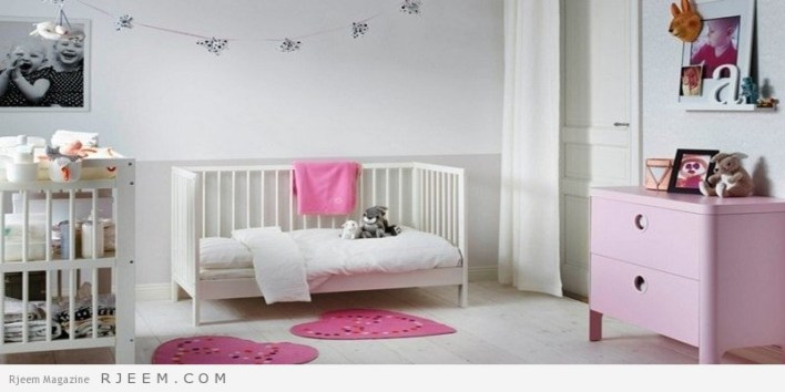 ديكورات غرف نوم اولاد اطفال صغيرة