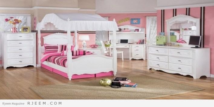 ديكورات غرف نوم اولاد وبنات