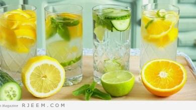 Photo of مشروبات طبيعية تقضي على دهون الجسم