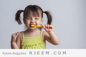 السن المناسب لغسيل أسنان الأطفال
