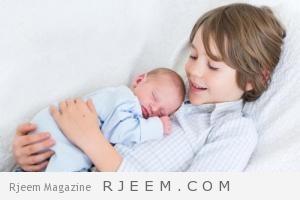 Photo of نصائح لكي تهيئي طفلك لإستقبال المولود الجديد