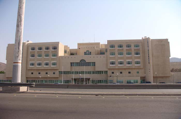 صورة مستشفى بخش بجدة