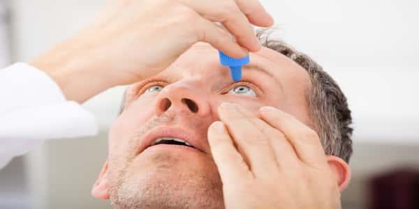 كيف يتم علاج حساسية العين