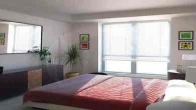 Photo of كيفية ترتيب غرفة النوم الضيقة لتبدو أكبر