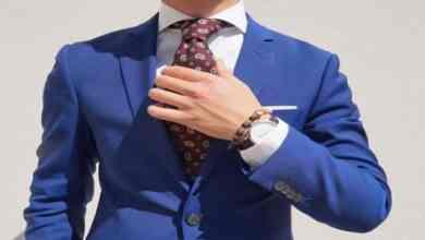 Photo of كيفية ربط ربطة العنق