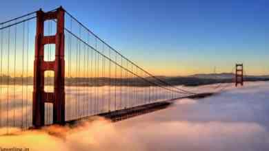 Photo of معلومات عن جسر البوابة الذهبية