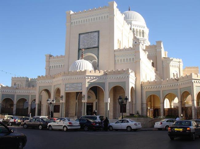 ثقافة ليبيا
