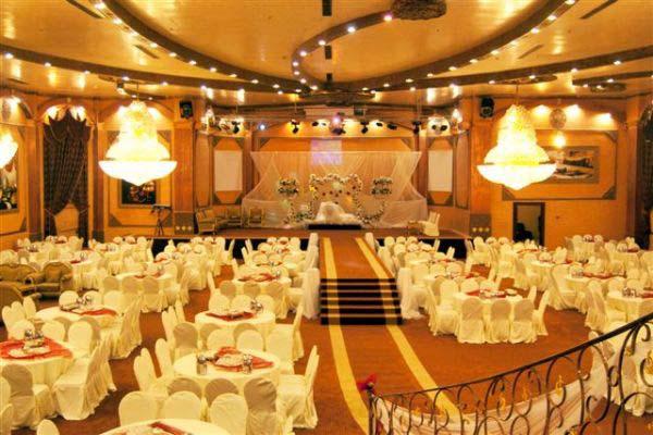 قاعة مون لايت للأفراح في جدة