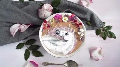 Photo of بالفيديو: نيوزلندية ترسم لوحات مدهشة بمكونات الطعام